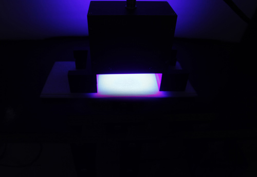 面光源UV-LED光固化装置